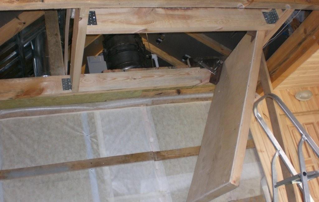 короб лестницы