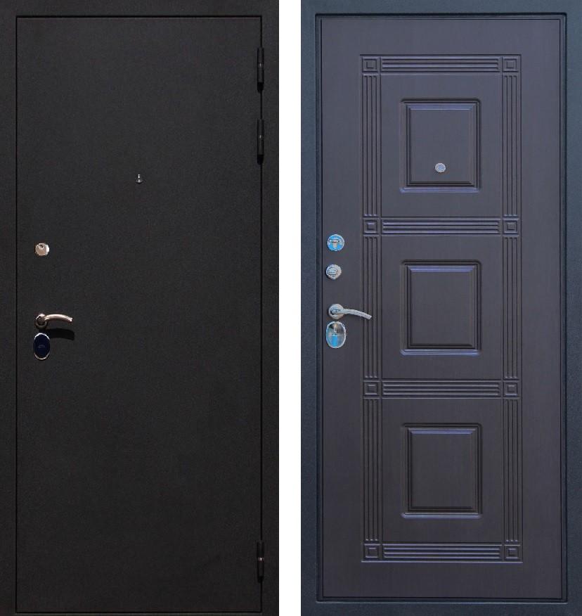 Трио Металл – лучшие металлические двери с толстым полотном