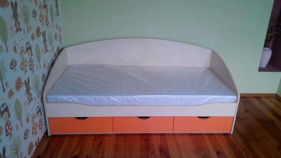 Сборка детской кровати. Фото 5