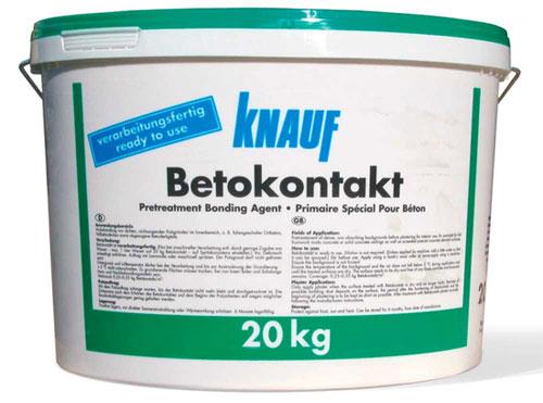 Что такое «Бетоноконтакт» и где он применяется при ремонте