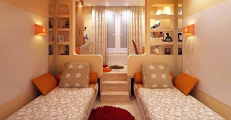 дизайн комнаты в стиле арт-хаус