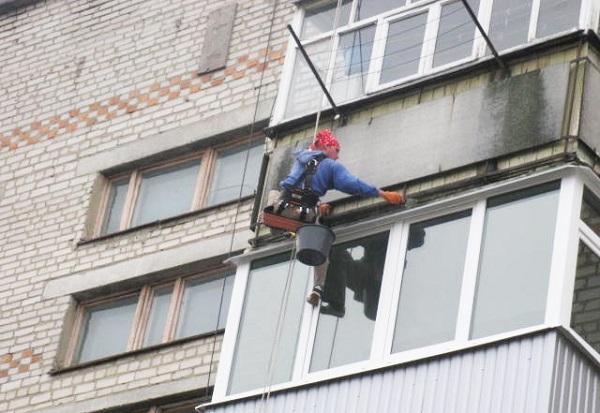 гидроизоляция балкона снаружи