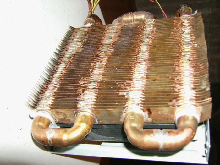 Самодельные радиаторы отопления