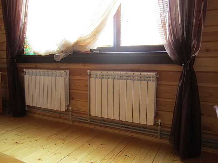 Возможна установка радиаторов отопления своими руками