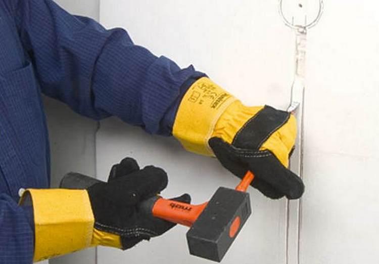 Инструменты для штробления стен