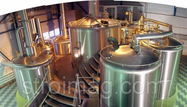 эпоксидная затирка в пивоварне