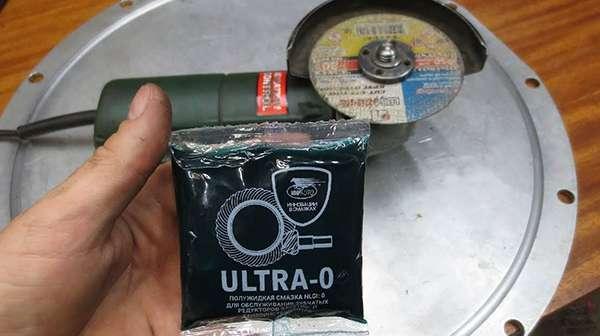 Смазка для редуктора болгарки Ultra-0