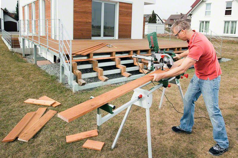 Инструменты для строительства деревянного каркасного гаража