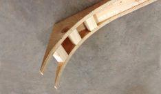 Как сделать арку из фанеры