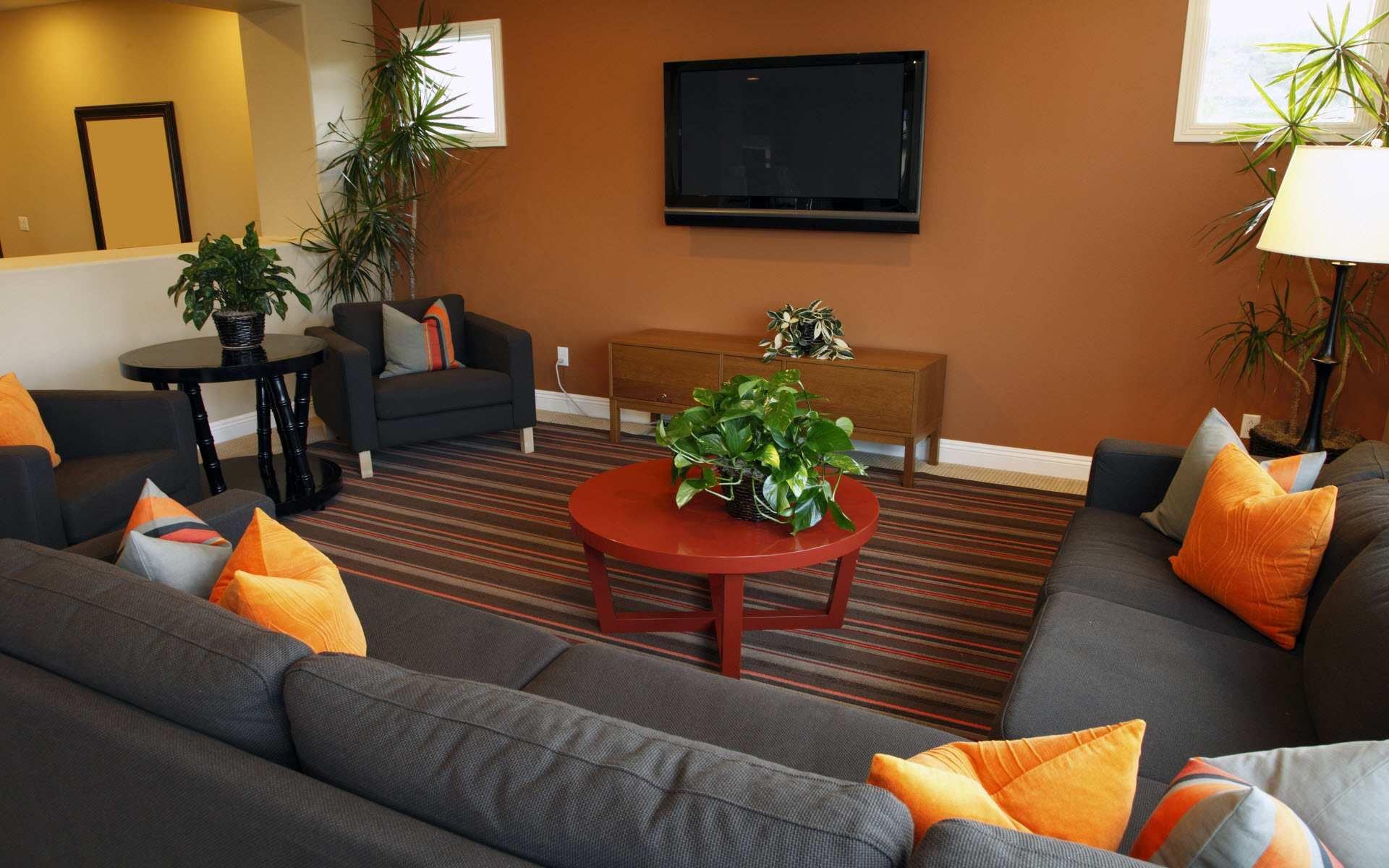 Маленькие комнаты: правила дизайна интерьеров (+50 фото)