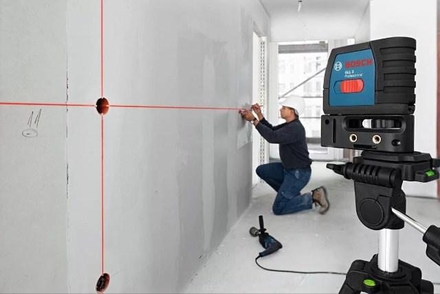 Использование прибора в строительстве