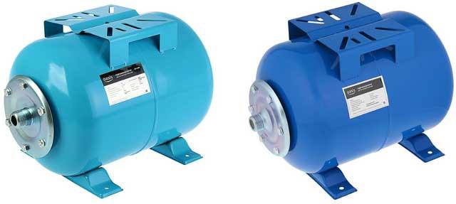 как работает гидроаккумулятор для водоснабжения