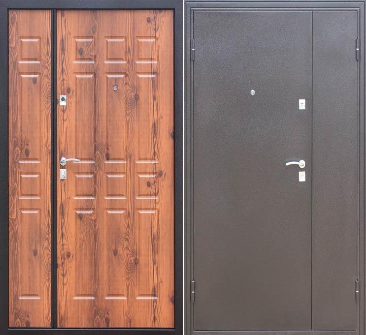 Характеристики дверей Север