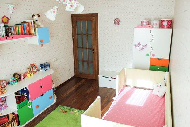 Детская для девочки дошкольницы
