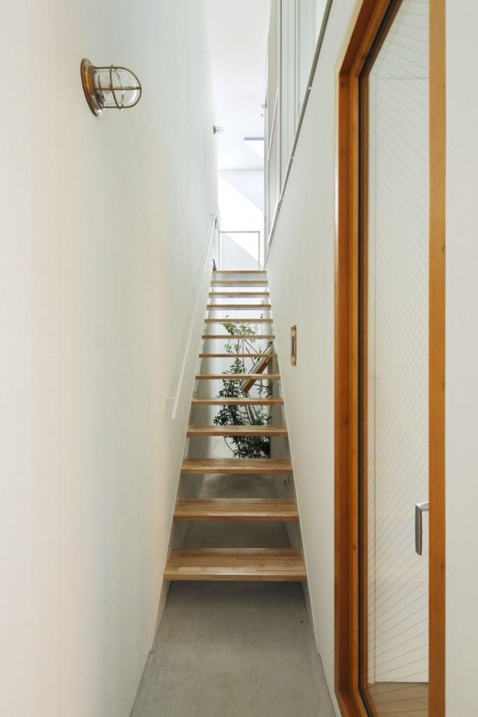 ширина лестницы