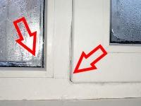 Срок эксплуатации окна менее 5 лет