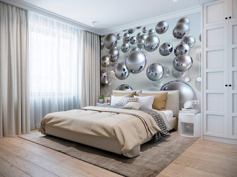 Как выбрать обои в спальню: несколько простых советов