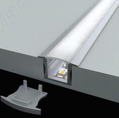 Встраиваемый профиль для светодиодных лент