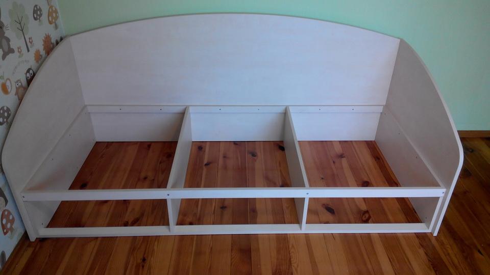 Сборка детской кровати. Фото 2