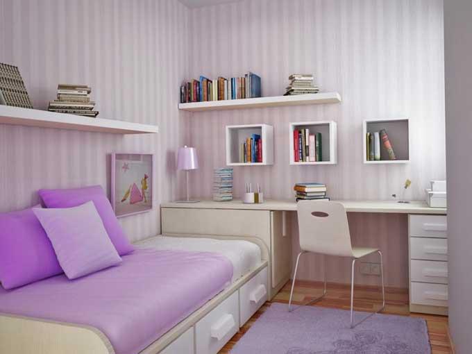 Интерьер маленькой комнаты: особенности