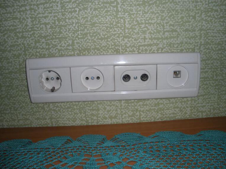 Идея для домашней проводки