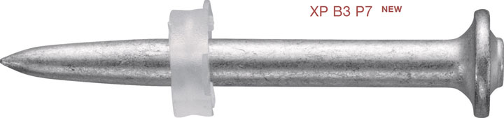 одиночный гвоздь для монтажного пистолета Hilti BX3