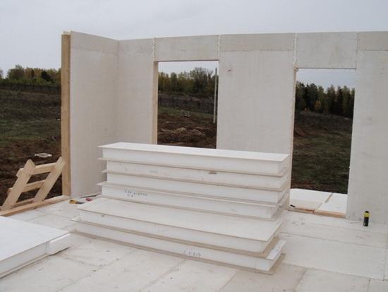 Стекломагниевый лист - технические характеристики, применение в фасадах домов 5