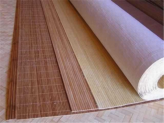 Бамбуковые обои - отличный способ придать интерьеру восточный колорит