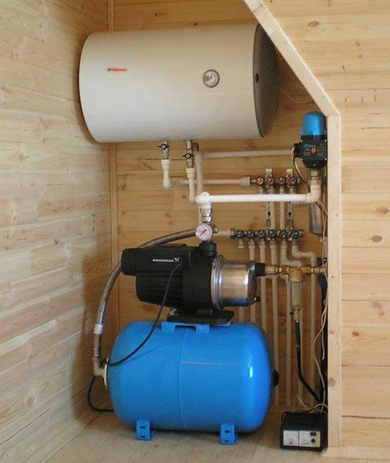 как выбрать гидроаккумуляторы для водоснабжения