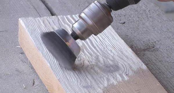 Древесное браширование: последовательность метода