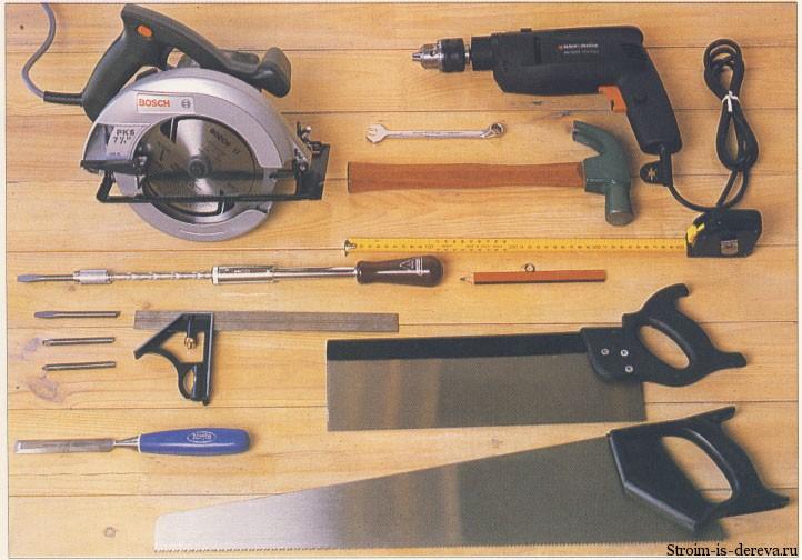 Фотография: инструменты для облицовки