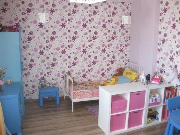 Детские для девочек с кроватью дизайн