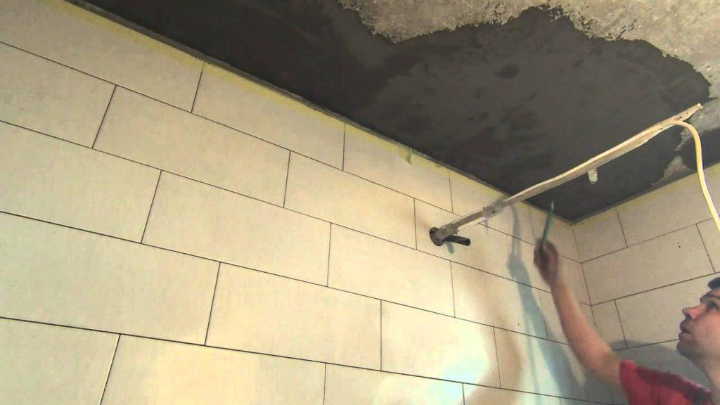 Ремонт потолка на балконе своими руками: подробнее о гидроизоляции
