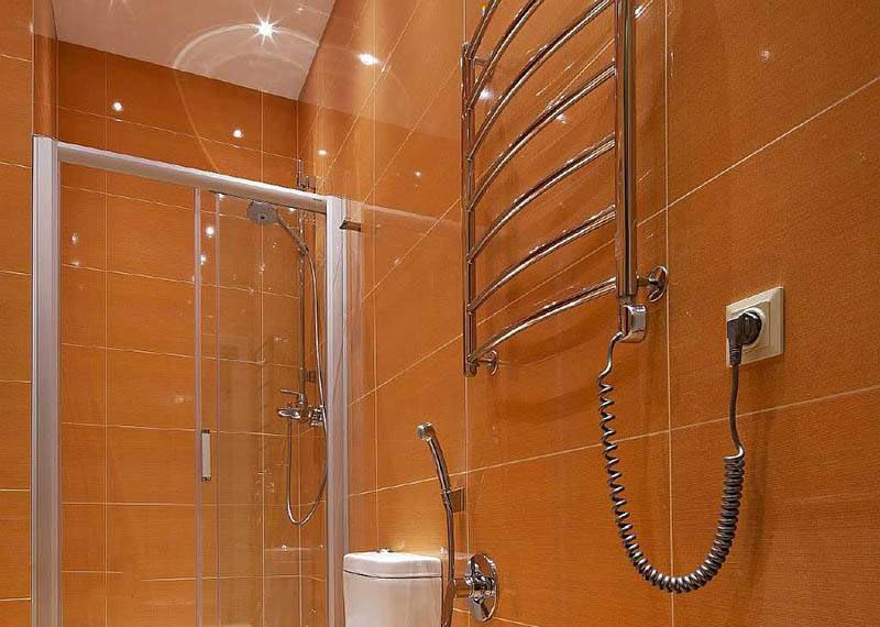 Условия переноса полотенцесушителя