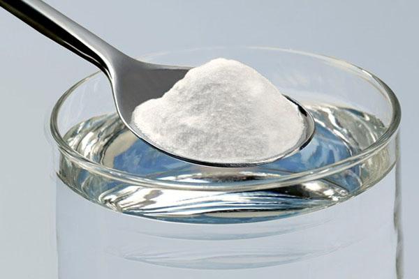 сода для прочистки канализации