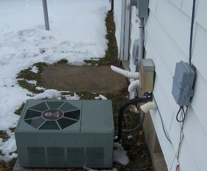Воздушное отопление дома. Опыт форумчан.