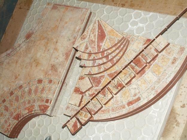 Пример видов реза плитки