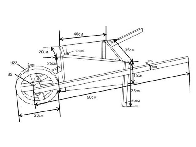 При разработке чертежа нужно учитывать, что конструкция должна быть не только прочной, но и практичной, удобной в использовании