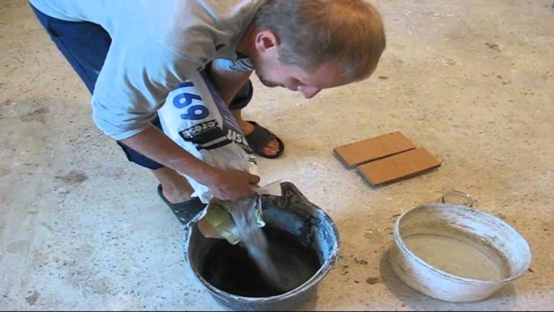 Заливка пола в квартире: как залить своими руками