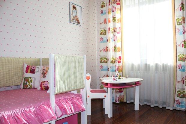 Детская для девочки в детском саду