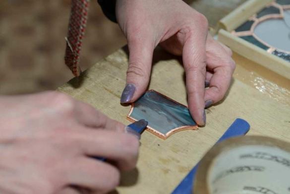 Витражи – разнообразие видов и техник, способы изготовления своими руками