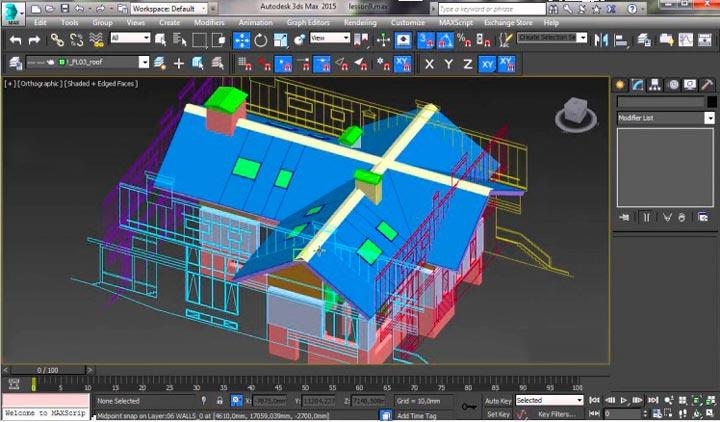 Программа Autodesk 3Ds Max