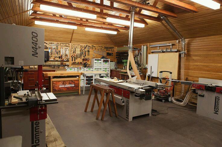 может получится готовая мебельная Мастерская или даже мини фабрика
