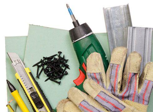 Инструменты и материалы для работы