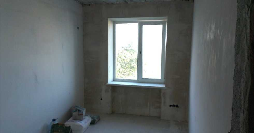 Штукатурка стен - важно качество