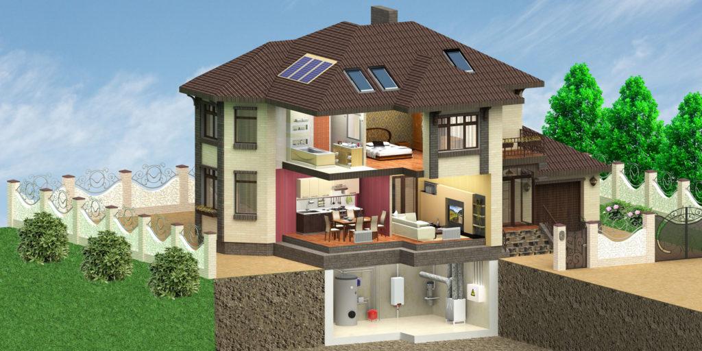 Нормы проектирования дома