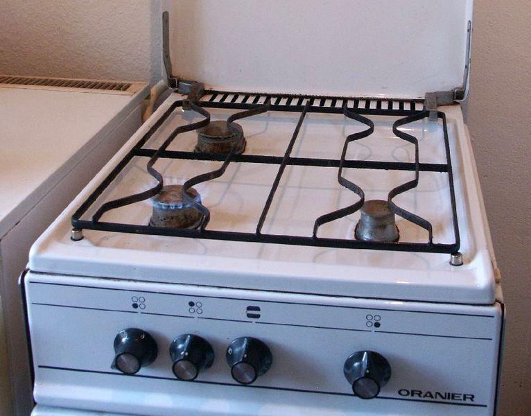 Газовая плита в доме