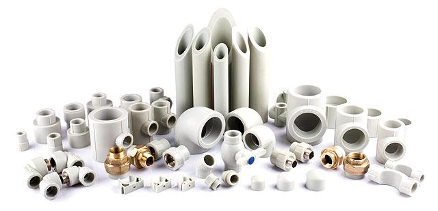 Трубы и фитинги из пластика