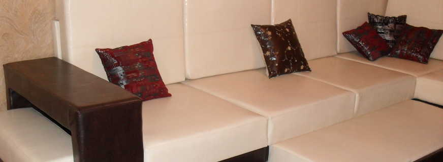 Нюансы изготовления своими руками мягкой мебели, советы мастеров