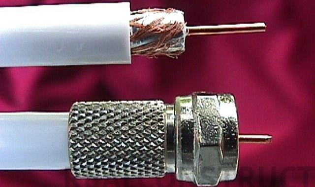 кабели средств коммуникации